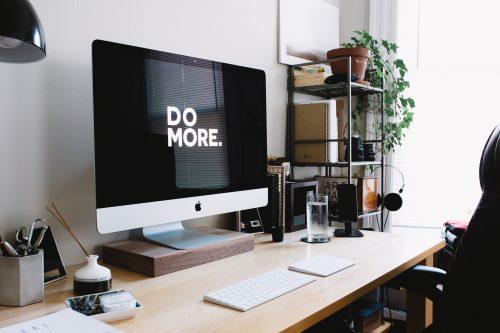 capture d'ecran productivite